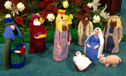 An Teaghlach Naofa Without Christ There Would Be No Christmas